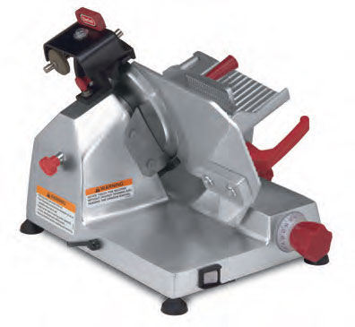 Berkel 823E-PLUS Slicer, Gravity Feed