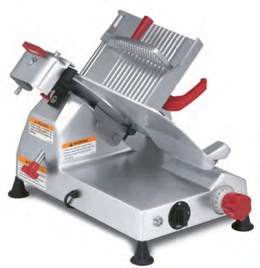 Berkel 825A-PLUS Slicer, Gravity Feed