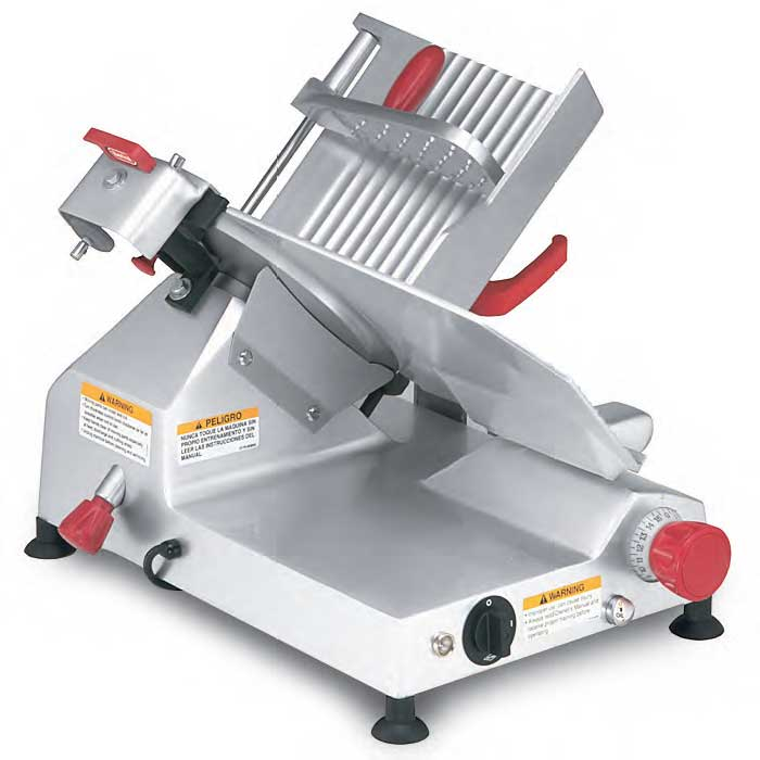 Berkel 827A-PLUS Slicer, Gravity Feed