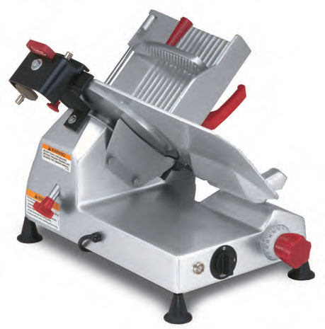 Berkel 827E-PLUS Slicer, Gravity Feed