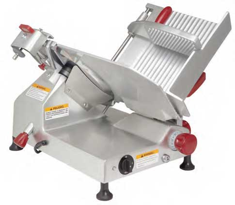 Berkel 829E-PLUS Slicer, Gravity Feed