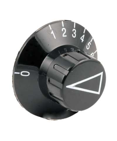 Control Knob Dial for Krampouz gas griddles CGBIP4, CGBIP4-LP