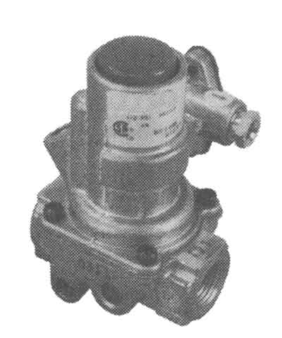 Safety Valve, 3/8' gas in/out, for Grizzly Series (Montague)