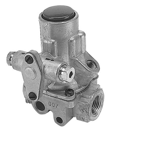Safety Valve, 3/8 gas in/out (Montague)
