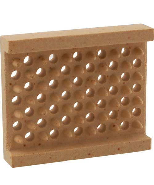Ceramic Radiant Single tile for Montague Ceramic Char Broilers