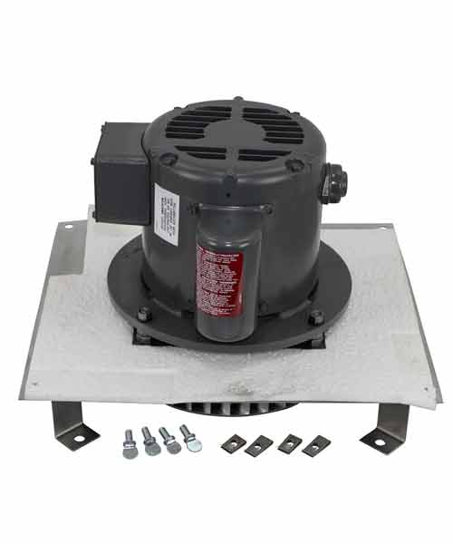 Convection Motor Kit, 115/230V, 1/4HP, 1700rpm (Montague)