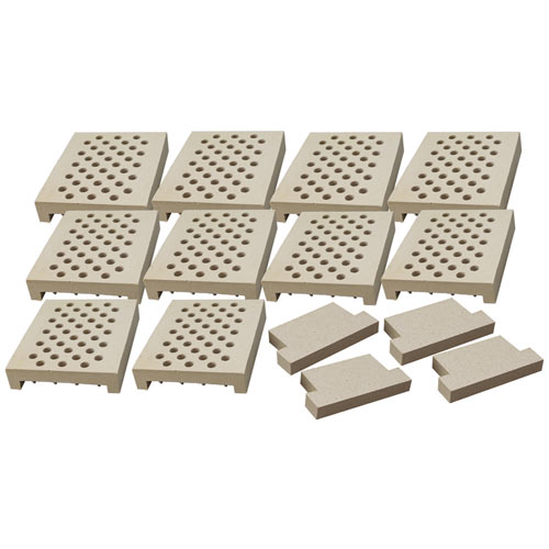 Ceramic Radiant Kit for Montague Ceramic Char Broilers