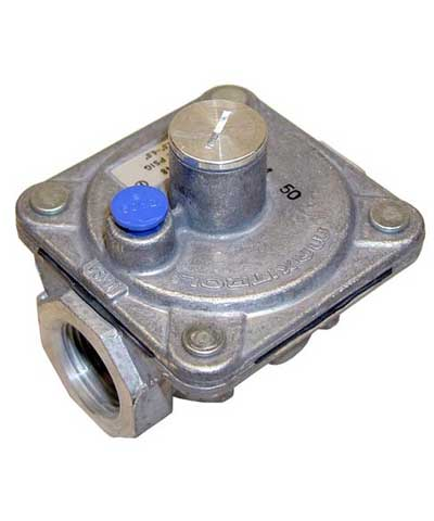Pressure Regulator: Natural Gas, for NPG-30, NPG-60