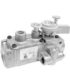 Safety Valve (Star Fryers, BASO type)