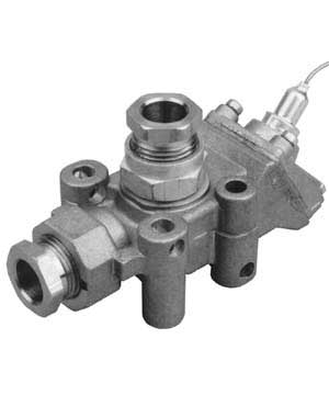 "Safety Valve (Vulcan Snorkler, 7/16"" Tube)"