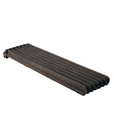 Grate for SCB, Slanted Rib, reversible, cast iron