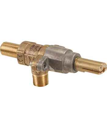 Valve, for burners on Wolf Char Broilers (SCB, ACB, CH/CHR/CHSS)