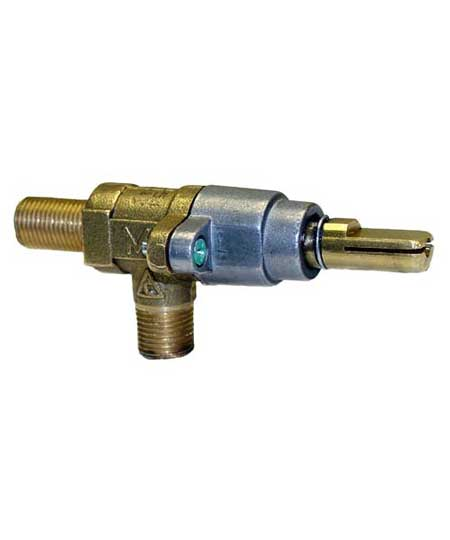 Valve, W or V series, top burner valve