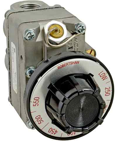 Thermostat for Wolf Range Commander Series