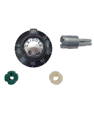 Dial, for Griddle Thermostat, Lo-150-400-Hi