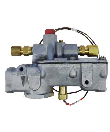 Safety Valve (FM type with integrated thermocouple)