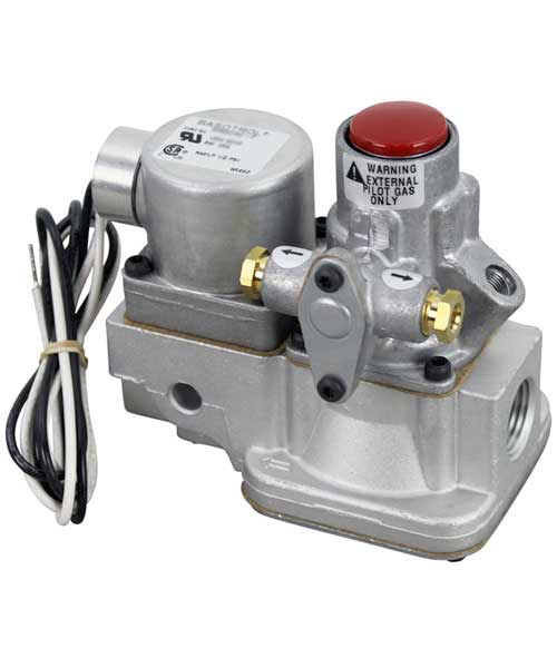 Safety Valve, Montague, with solenoid