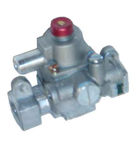 "Safety Valve, 3/8"" gas in/out (Vulcan/Wolf)"