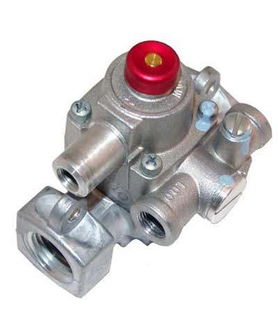 Safety Valve for Vulcan etc., 1/2 inch gas, 1/4 pilot