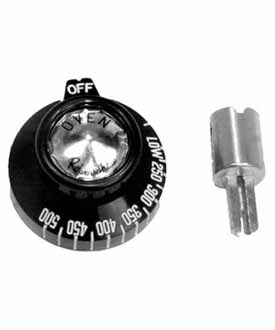 Knob (Dial) for Thermostat, Challenger series