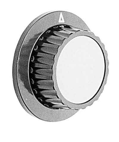 Knob (dial) for Convection Ovens Timers (Wolf, Vulcan, Hobart)