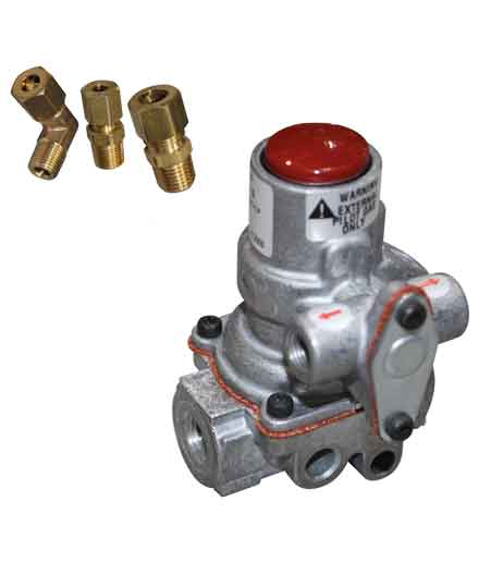 Safety Valve for Wolf/Vulcan