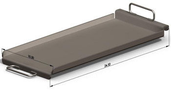 Grate for ACB, Griddle Plate Accessory