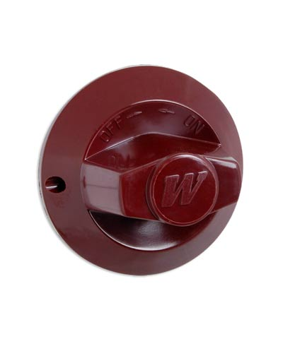 Knob (M), for Wolf Challenger Ranges, Broilers, etc.