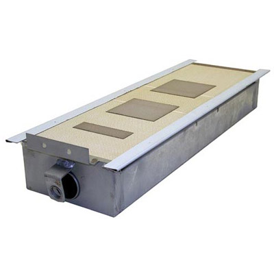 Burner, for Infrared Broilers and Griddles