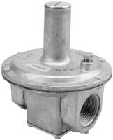 Gas Pressure Regulator: LP Gas, 1-1/4 NPT