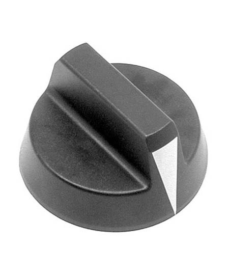 Knob for Burner Valves on 300 or 400 series Southbend Ranges