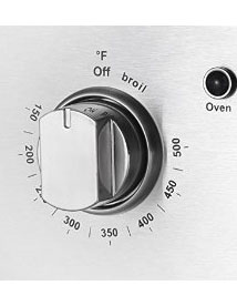 Knob, THOR control knob for Oven (Discontinued - Not Available)
