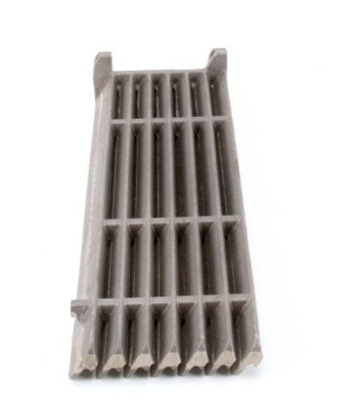 Grate, top grate for Garland GD broiler series