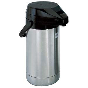 Update Airpot 2.5 Liter - Lever Top - Decaf