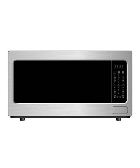 Microwave Oven, Stainless Steel, 1200 Watt (Not in Stock)
