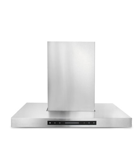 Hood, THOR Kitchen 36 inch wide Wall Chimney Mount Hood, 700 cfm