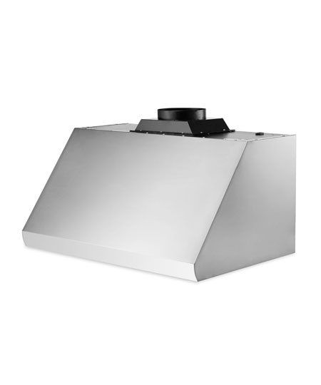 Hood, THOR 36 inch wide, with Ultra Quiet Motor, 18 inch height