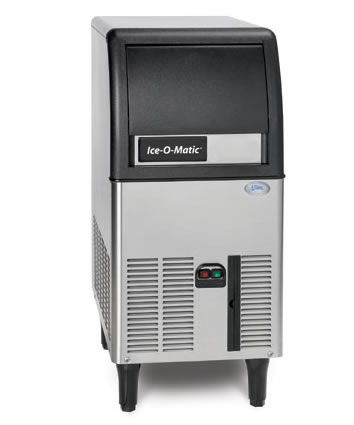 Ice Maker with Storage Bin, 84 lbs per day