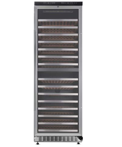 Wine Cellar, Professional S/S, holds 147 wine bottles, by THOR