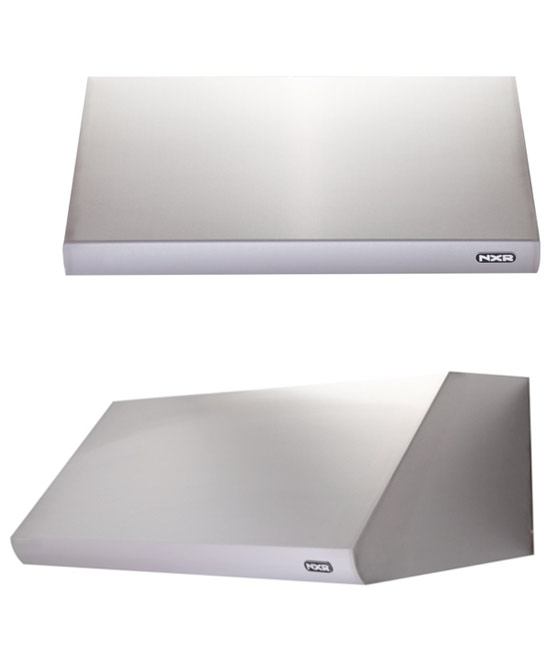 NXR Range Hood, 48 inch wide Hood (1200 cfm) - NOT AVAILABLE