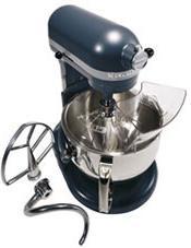 Professional Series 5 Quart Mixer from KitchenAid (Cobalt Blue) Item #  KSM150PSBU