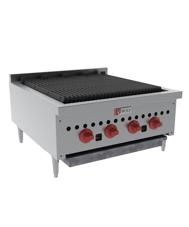 Wolf Char Broiler Model SCB60 (Natural Gas)
