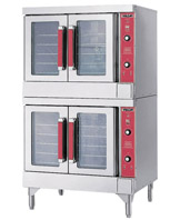 Vulcan VC44GD Double Deck Gas Convection Oven (LP Gas)