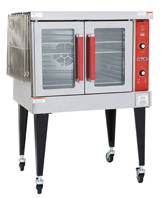Vulcan VC4E Single Deck Electric Convection Oven (208 Volt)