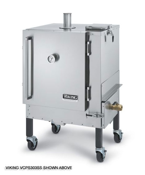 Viking 36 inch Portable Gravity Feed™ Smoker, LIMITED EDITION