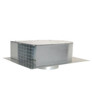 Blower, External Wall or Roof for Wolf, 1000cfm, 10 inch duct