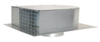 External Blower - Wall or Roof, 1500 CFM
