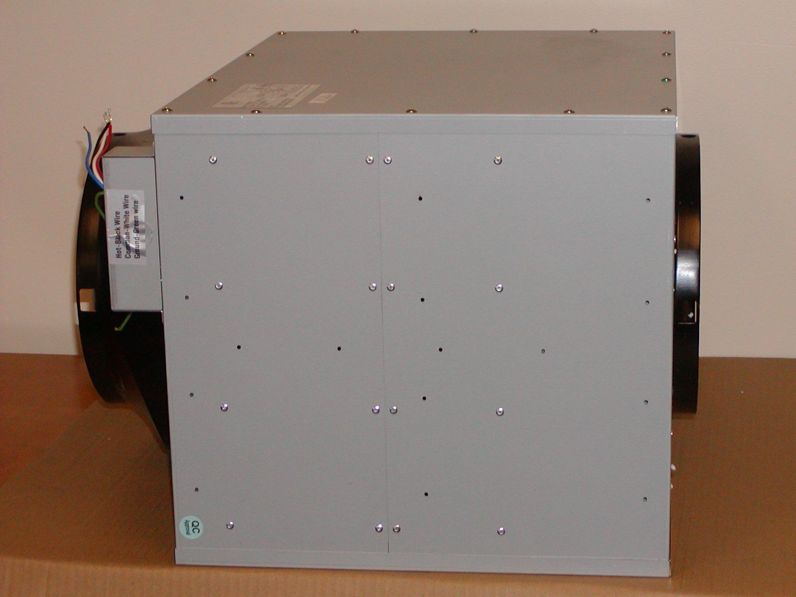 Ventilator/Blower for early series Wolf Hoods (in-line)
