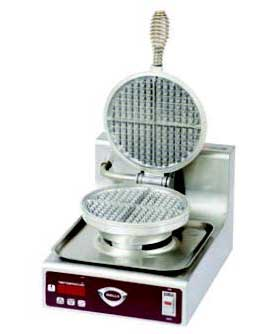 Wells Waffle Iron, Single, WB1E-120V, 120 Volt (SPECIAL)
