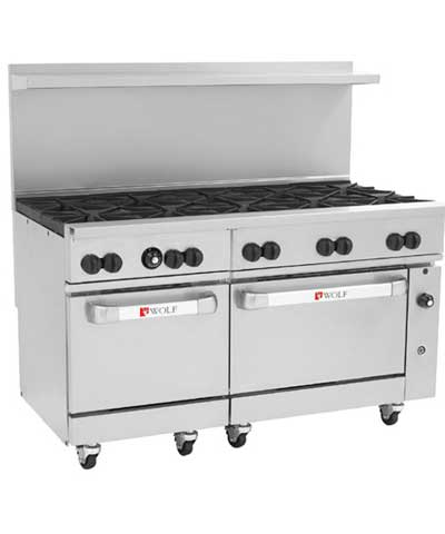 Challenger XL 60 inch with 10 burners (LP Gas)